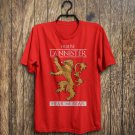 House Lannister Heraldic Lion Sigil GOT Inspired Thrones Adults T-Shirt All Sizes Cols