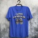 I Love Shoegaze British Indie Pre Britpop Scene Adults T-Shirt All Sizes Cols