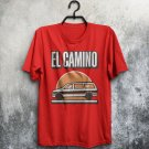 El Camino Indie Rock Band Slogan Adults T-Shirt All Sizes And Colours