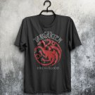 House Targaryen Fire And Blood Sigil GOT Inspired Thrones Adults T-Shirt All Sizes