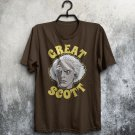 Great Scott Doc Emmet Brown Back To Inspired By The Future Adults T-Shirt All Sizes
