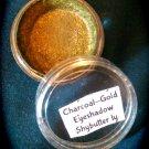 Charcoal n Gold Eyeshadow