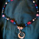 Skeleton Hand Charm Necklace