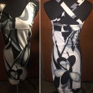 Retro Crossback Dress