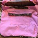 Pink & Animal Print Bag