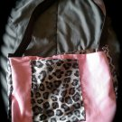 Pink & Cheetah Bag
