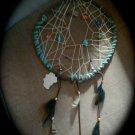 Brown, Blue Dreamcatcher