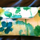 Flower Print Wallet