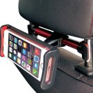 E-books N53 Car Seat Headrest Mount Holder for Mobile Phones and Tablets Red