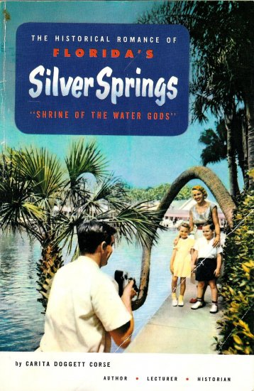 Silver Springs Florida Booklet