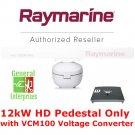 Raymarine   12kW HD Pedestal Only   Weather Radar   Radar   GPS   Marine Radar