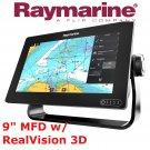 Raymarine Axiom 9 | Navionics | Radar | GPS | Marine GPS | Boat Electronics