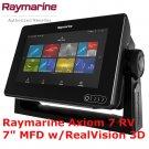 Raymarine Axiom 7 | Navionics | GPS | Radar | Marine GPS | Boat Electronics