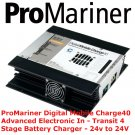 ProMariner Battery Charger | Battery Charger 24v | Battery Maintainer | 20 Amp