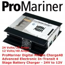 ProMariner Battery Charger | Marine Battery Charger | Boat Battery Charger