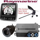 Raymarine i70s System Pack | Boat Depth Finder | Marine Electronics | ADC