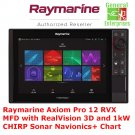 Raymarine Axiom Pro 12 RVX MFD | Chart Plotter | Fish Finder | CHIRP | Sonar