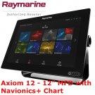 Raymarine Axiom 12 | Chart Plotter | Navionics | Radar | Boat GPS Navigation