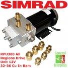 SIMRAD | RPU300 | Autopilot | Drive Unit | Boat Parts | Boat Electronics