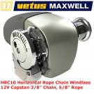 Maxwell HRC10 | Capstan | Windlass | Electric Winch | Anchor Winch | 12v Winch