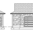 Detatched RV Garage 26x38 | Garage Building Plans | 988 sqft | Custom Garage 1