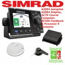 Simrad A2004 | Autopilot | GPS Navigation | Boat GPS | Boat Electronics | GPS