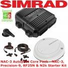 Simrad NAC3 | Autopilot Bundle | GPS | Navigation | Radar