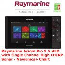 Raymarine Axiom Pro 9 S MFD | Chart Plotter | Fish Finder