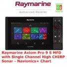 Raymarine Axiom Pro 9 S MFD | Chart Plotter | Fish Finder