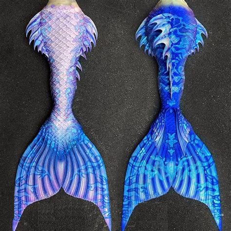 Galaxy Mermaid Tails for Swimming Adult with Monofin Best Fabric Mermaid Cosplay Gift Idea