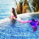 Best Pink Purple Swimmable Mermaid Tails for Women with Monofin