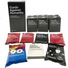 Cards Against Humanity Base set Card List 6 Expansions and 7 Mini Packs Science Pack