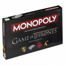 Monopoly Game of Thrones Power Party Board Game collector's Edition
