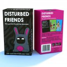 Disturbed Friends Card Game for Adults Best Gift Idea
