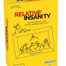 New PlayMonster Relative Insanity Insane Party Game Alpinia Oxyphylla Card