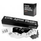 Cards Against Muggles Harry Potter Boardgame Cards+Cards Against Humanity Expansion Red Box