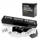 Cards Against Humanity Expansion Green Box+Cards Against Muggles Harry Potter Boardgame Cards