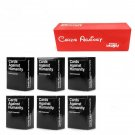 Cards Against Humanity 1st to 6nd Expandsion + Cards Against Disney Red Box