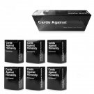 Cards Against Disney Bleck Blox+Cards Against Humanity 1st to 6nd Expandsion