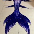Best Women's Galaxy Swimmable Mermaid Tail with Monofin