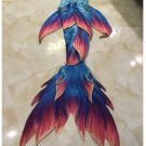 2020 Mermaid Swimmable Mermaid Tail for Woman with Monofin