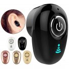 Wireless Bluetooth Earphone Headphone Handsfree Stereo Headset Microphone TWS Earbud