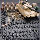 United States Marine Corps Tank Commando Minifigures