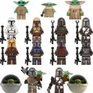 The Mandalorian Season 2 Character Minifigures