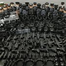 18pcs S.W.A.T. Police Minifigures