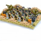 World War II Chinese expedition Minifigures Military Base