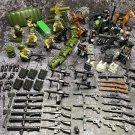 WW2 America 101st Airborne Division vs Germany Reichswehr Minifigures