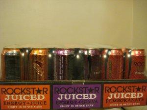 Rockstar Energy Drink Variety (24 Pack)