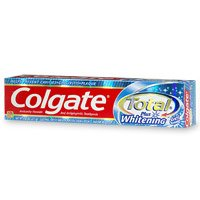 Colgate Total Plus Whitening Toothpaste (2 pack)