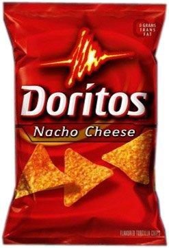 Doritos Nacho Cheese: Family Size
